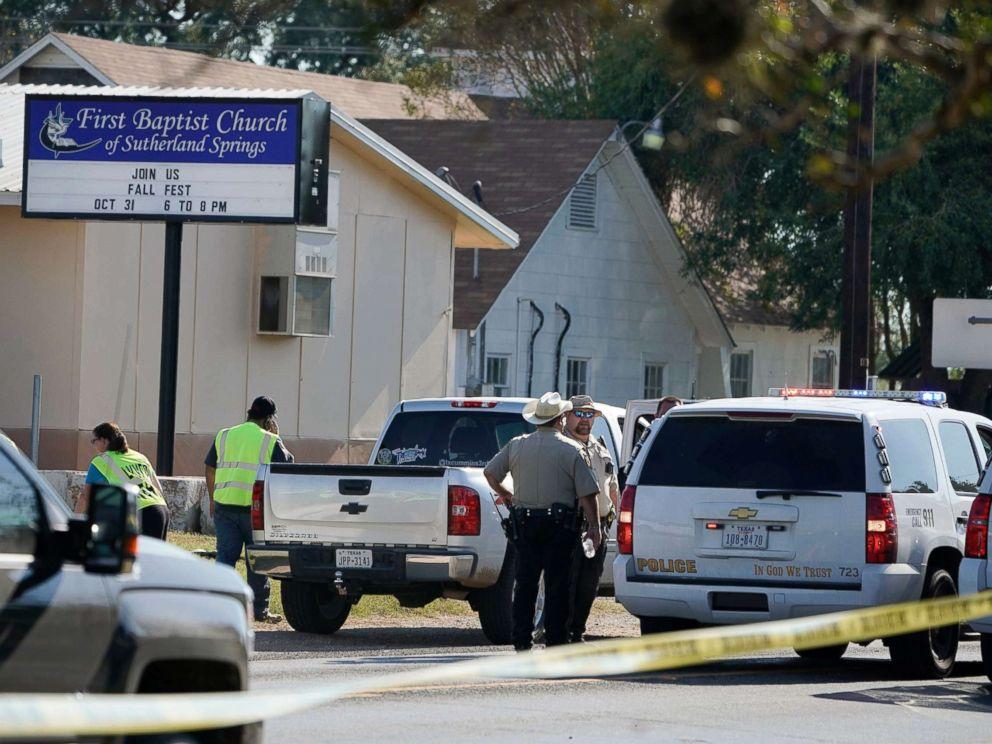 Tragic Mass Shooting in Texas Devastates TheCountry